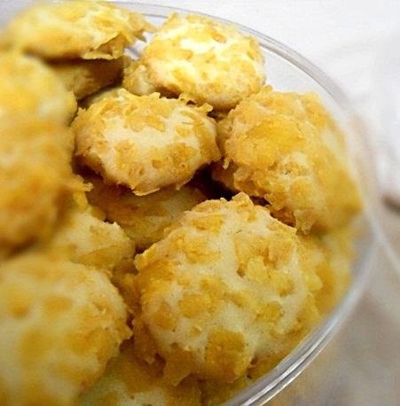 Resep Kue Ke Ring Corn Flakes