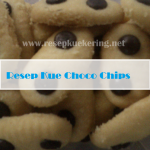 resep kue kering chocho chips