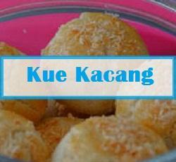 Resep Kue Kacang Enak Resep Kue