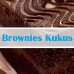 resep brownies kukus