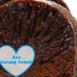 resep kue sarang semut karamel